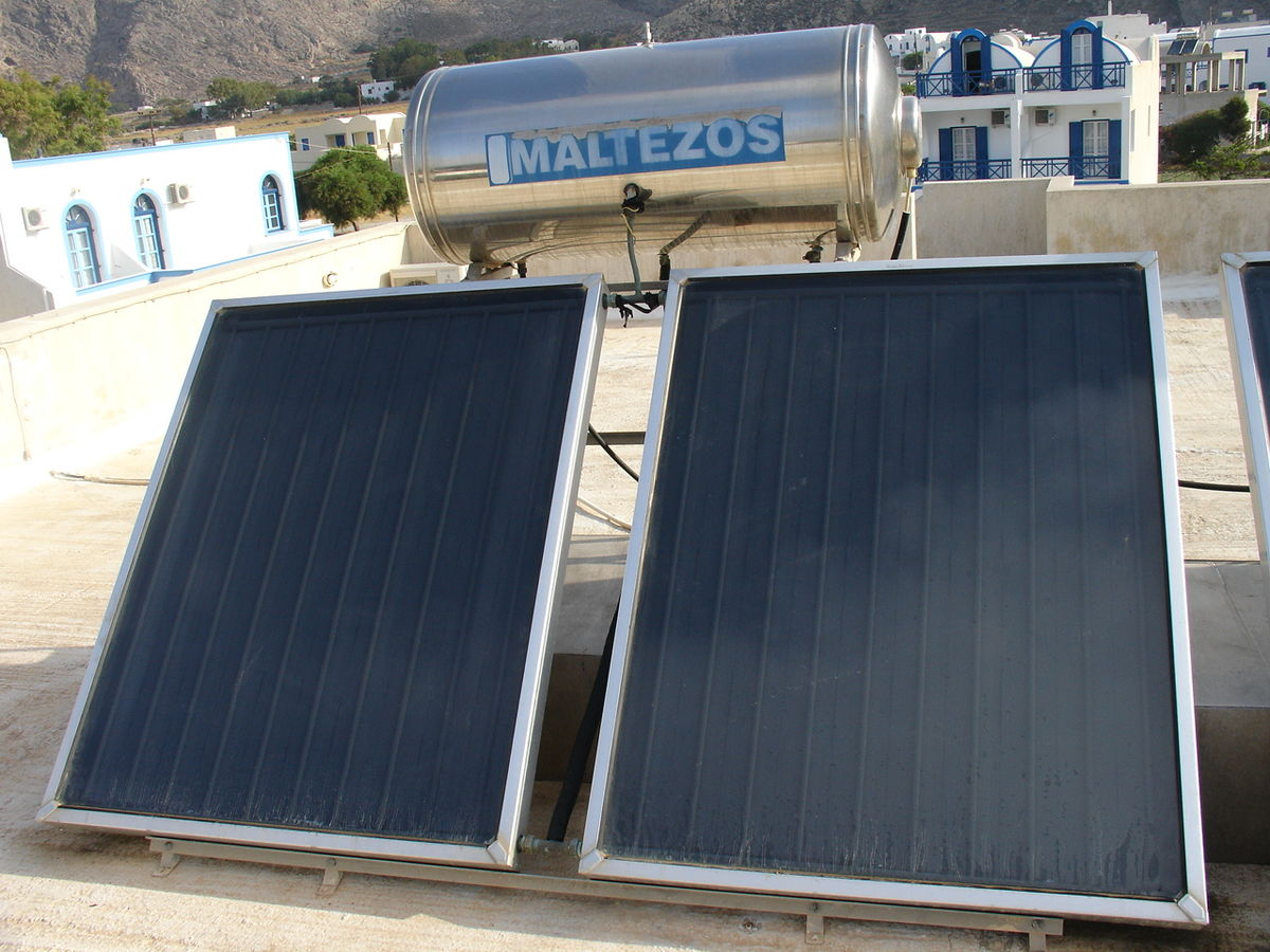 Ahora podrás realizar un curso en instalaciones solares térmicas
